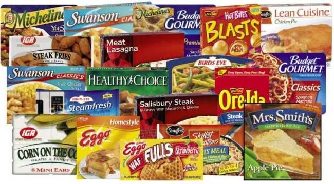 Best Frozen Foods for Weight Loss