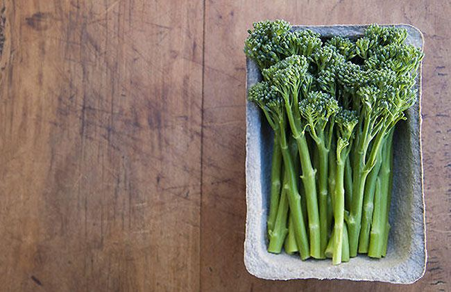 Steamed Broccoli Nutrition