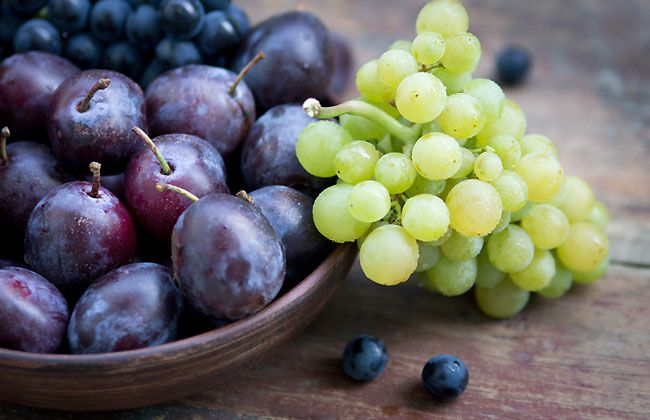 What are Green Grapes Good for