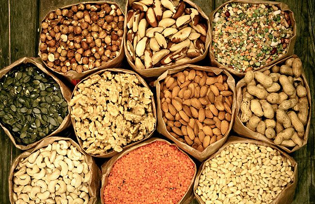 Healthy Nuts for Weight Loss