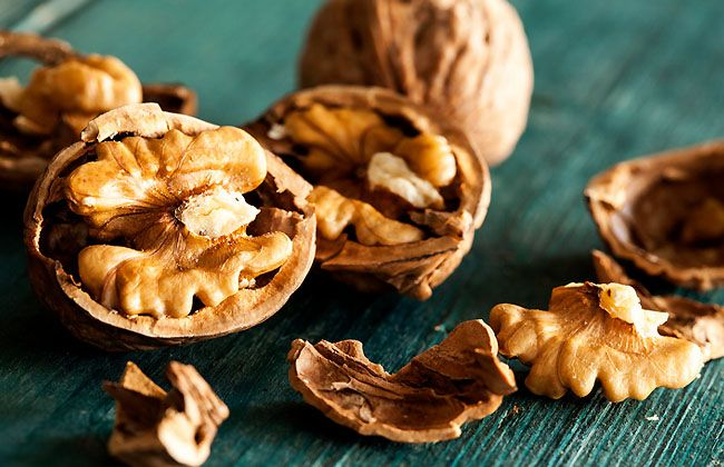 Walnuts - Healthy Nuts for Weight Loss