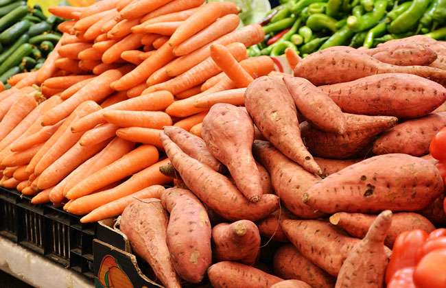 Vitamins and Minerals in Carrots