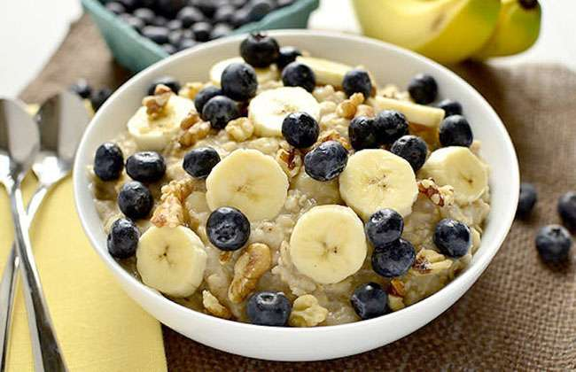 Oatmeal Help with Weight Loss