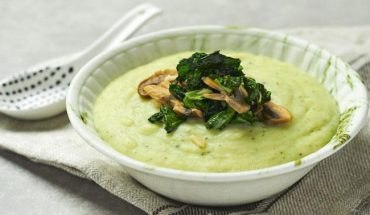 Potato Soup Recipe with Mushrooms