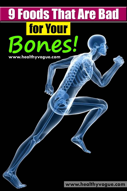 Health to my bones