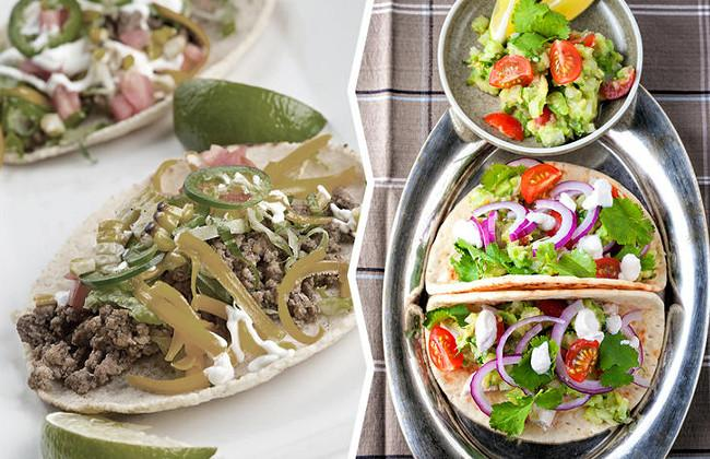 Diet Mexican Food