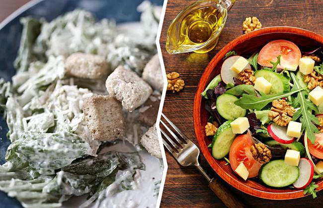 Best Salad Dressing for Diet