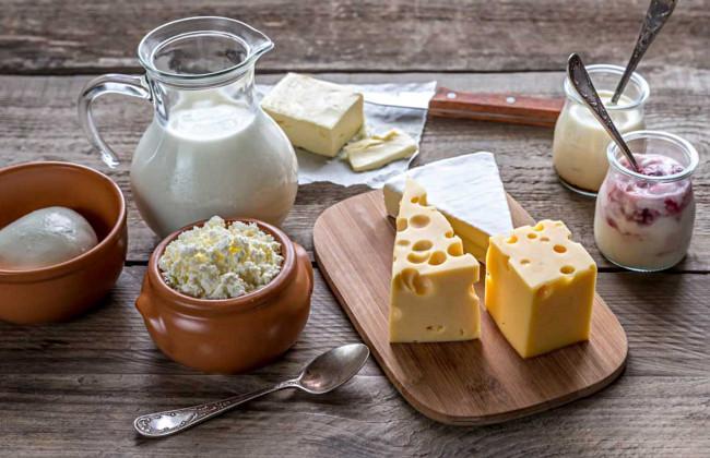 Is Yogurt Dairy Product