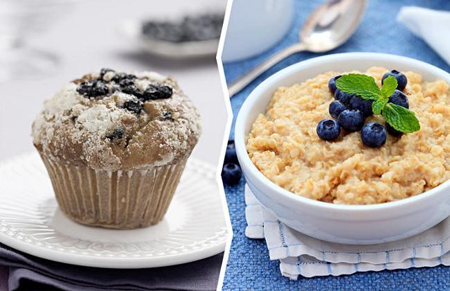 Healthy Blueberry Muffins Greek Yogurt