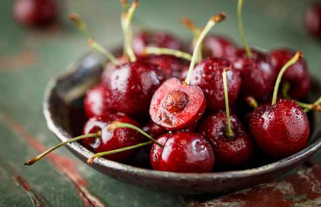 Cherries boost your health