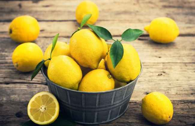 Lemons boost your health