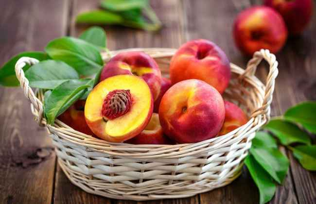 Nectarines boost your health