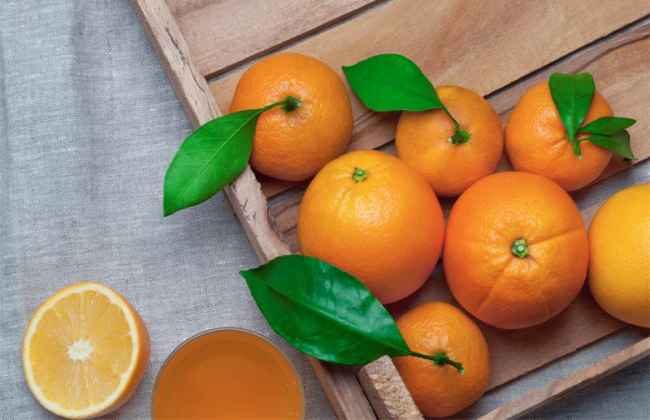 Oranges boost your health
