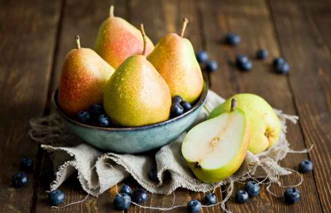 Pears boost your health