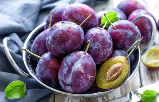 Plums boost your health