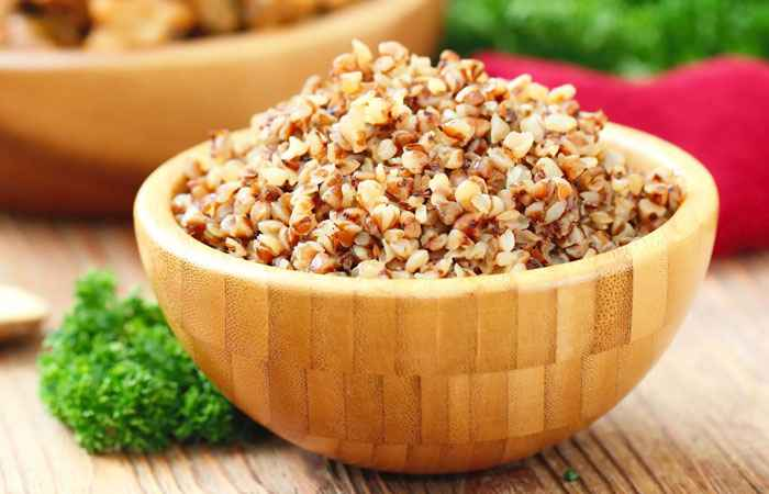 Buckwheat Sources of Protein
