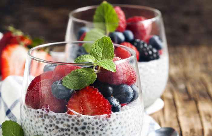 Chia Seeds Sources of Protein