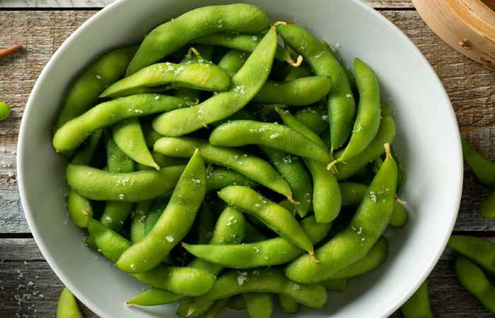 Edamame Sources of Protein