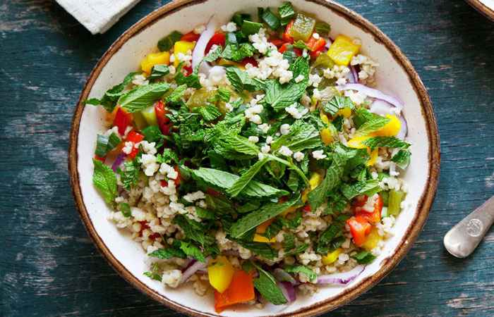 Quinoa Sources of Protein